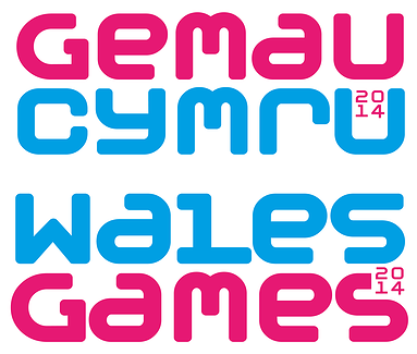 Wales Games Development Show 2014 Logo